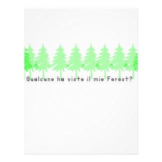 Italian-Forrest Letterhead