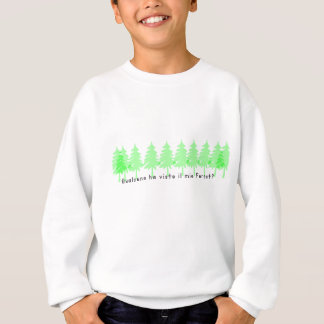 Italian-Forrest Sweatshirt
