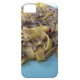 Italian fresh fettuccine or tagliatelle pasta case for the iPhone 5