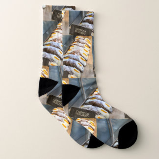 Italian Fun Food Socks 1