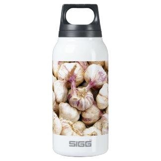 Italian Garlic Bulbs Insulated Water Bottle