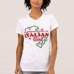 Italian Girl T-shirts
