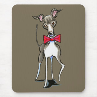 Italian Greyhound Antonio Mouse Pad
