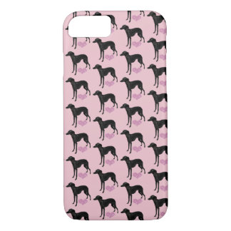Italian Greyhound Apple iPhone Case