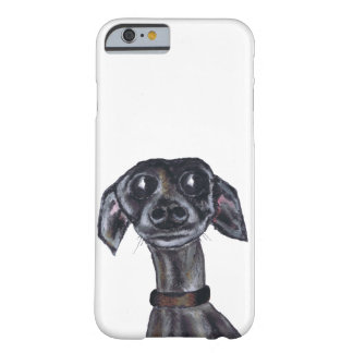 ITALIAN GREYHOUND d923 Barely There iPhone 6 Case