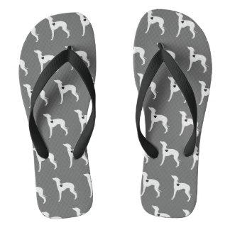 Italian Greyhound Flip Flops