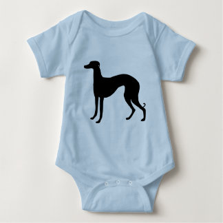 Italian Greyhound Gear Baby Bodysuit