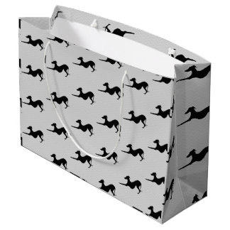 Italian Greyhound Gift Bag Dog Wrapping Iggy