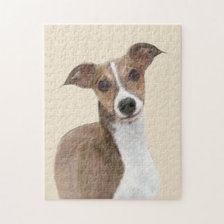 Italian Greyhound Jigsaw Puzzle