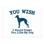 Italian Greyhound Post Cards