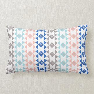 Italian Greyhound Throw Pillow Tribal Print