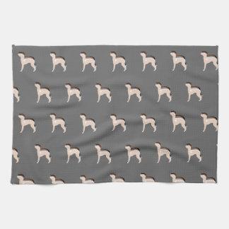 Italian Greyhound Towel