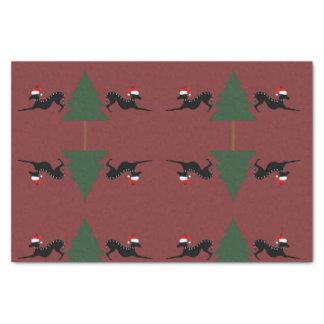 Italian Greyhound Wrapping Tissue Paper Christmas