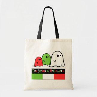 Italian Halloween Ghosts, Fantasmi di Halloween Tote Bag