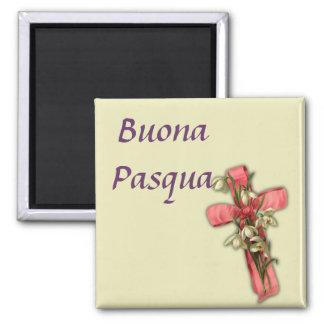 Italian Happy Easter -  Buona Pasqua Magnet