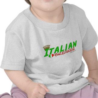Italian Heart Breaker Tee Shirt