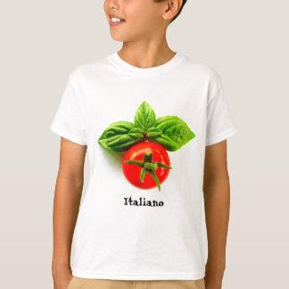 Italian Heritage Kid's T-Shirt