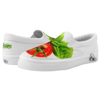 Italian Heritage Slip On Sneakers