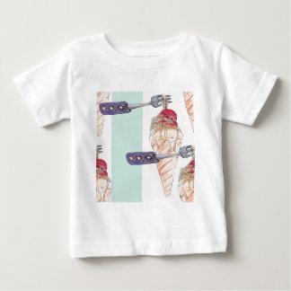 italian hoists cream baby T-Shirt