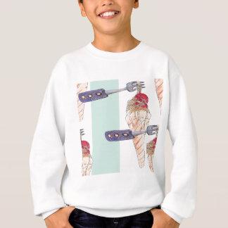 italian hoists cream sweatshirt