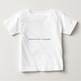 Italian-Horse Baby T-Shirt