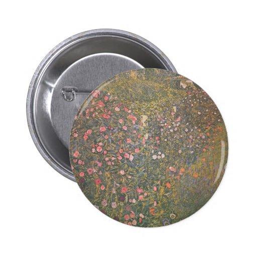 Italian horticultural landscape button