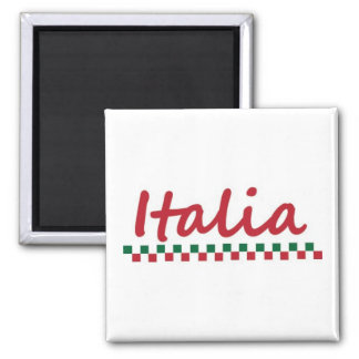"""Italian """"Italia"""" Magnet"""