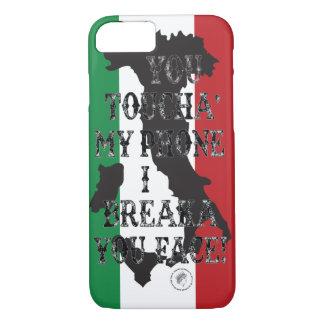 italian italy italia iphone boot flag iPhone 8/7 case
