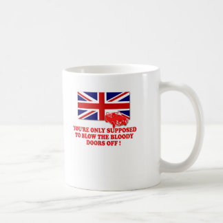 Italian Job Union Jack shirts Coffee Mug