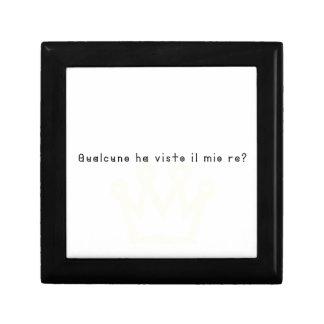 Italian-King Gift Box