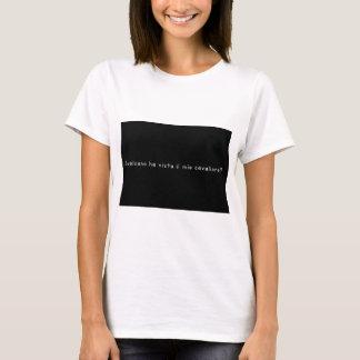 Italian-Knight T-Shirt