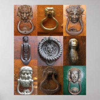 Italian knockers poster