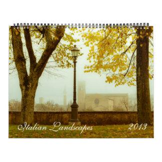 Italian Landscapes 2013 Calendars