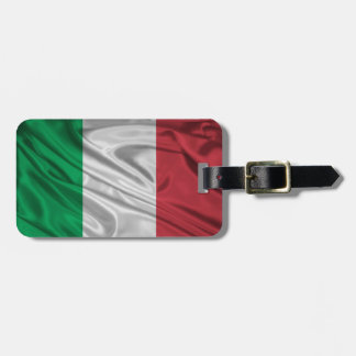 Italian Luggage Tag