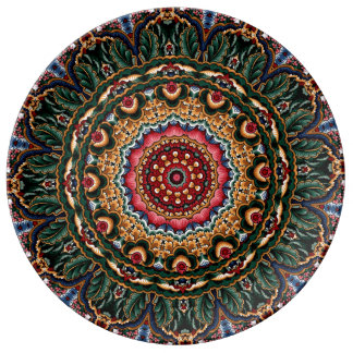 Italian Majolica Decorative Plates & Tiles
