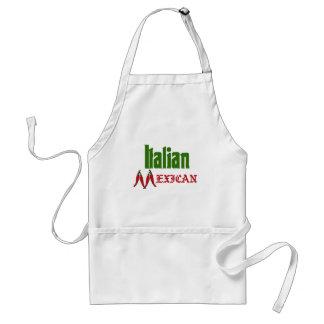 Italian Mexican Apron