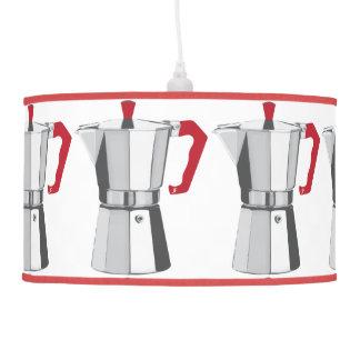 Italian Moka Pendant Lamp