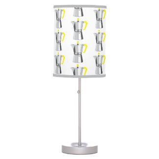 Italian Moka Table Lamp
