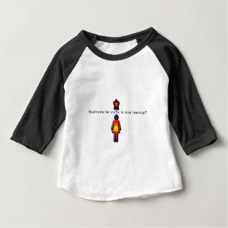 Italian-Mommy Baby T-Shirt