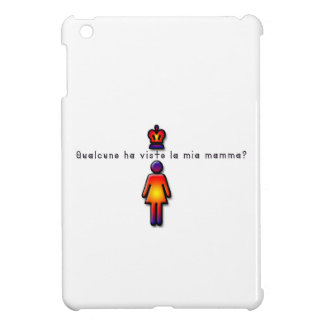 Italian-Mommy Cover For The iPad Mini