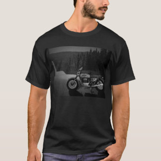 Italian Motorcycle Dark T-shirt