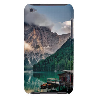 Italian Mountains Lake Landscape Photo iPod Touch Cover