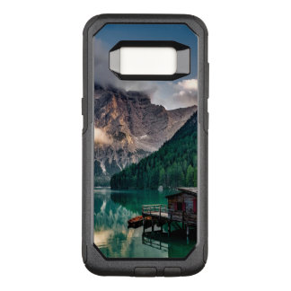 Italian Mountains Lake Landscape Photo OtterBox Commuter Samsung Galaxy S8 Case