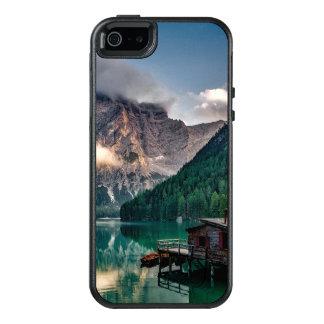 Italian Mountains Lake Landscape Photo OtterBox iPhone 5/5s/SE Case