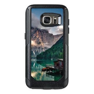 Italian Mountains Lake Landscape Photo OtterBox Samsung Galaxy S7 Case