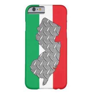 Italian New Jersey Strong Barely There iPhone 6 Case