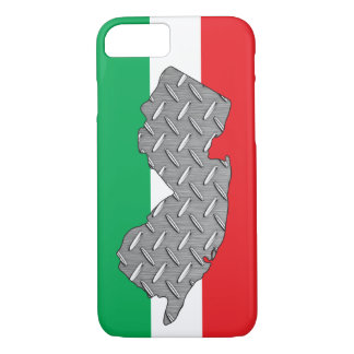 Italian New Jersey Strong iPhone 7 Case