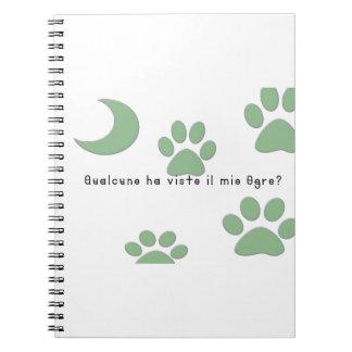 Italian-Ogre Notebooks