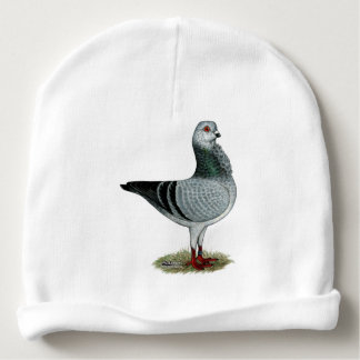 Italian Owl Grizzle Pigeon Baby Beanie