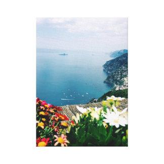 Italian Paradise Canvas Print